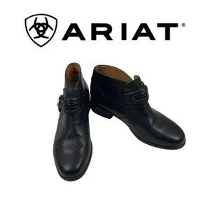 Ariat Black Ankle Boots. Sz 7.5B